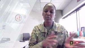 Col. Antoinette Gant, South Pacific Border District Commander Talks STEM, Inspirations.