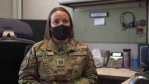 Women of Team Hill: Capt. Ana Clark, AFLCM
