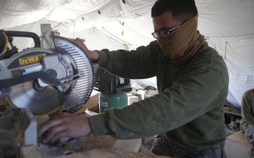1st Supply Battalion Marine Corps Combat Readiness Evaluation Exercise