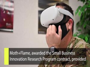 Inside AFIMSC: Suicide Prevention VR Training