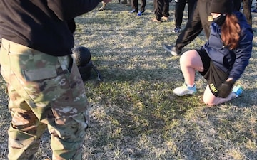 'Patriot' Soldiers Take on ACFT B-roll