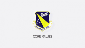 88 ABW Extremism Down Day - Air Force Core Values