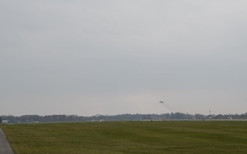 Gold Squadron F-15 Takeoffs and landings