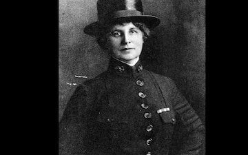 Women in the Navy Profile: Lenah Higbee