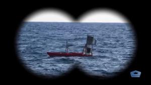 USS America Target Practice