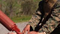 IMC Marines test life saving skills during Week 9