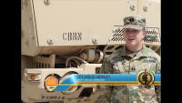 Part 1: Capt. Shelby Hensley, 318th Chemical Co. commander, speaks on importance of women in military
