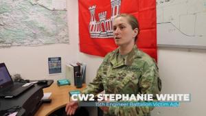 Vigilant Heroes CW2 Stephanie White