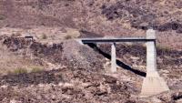 LA District commander tours Painted Rock Dam project