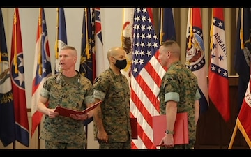 Col. Michael Manning Retirement Ceremony