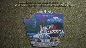 USS Washington Shout Out