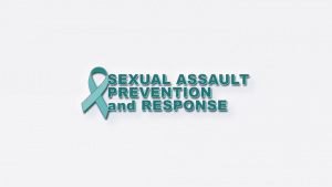 Sexual Assault Awareness and Prevention Month Kickoff