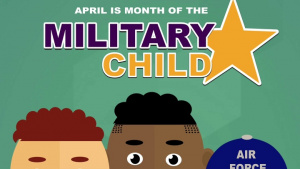 Hanscom Celebrates Month of the Military Child
