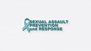 Wear Teal on April 6 in Support of Sexual Assault Awareness Month