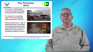 Right Start - Fire Safety