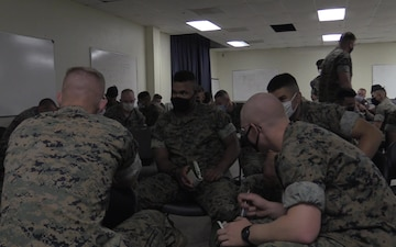 2/5 Fox Company conducts Stand-Down to Address Extremism in the Ranks