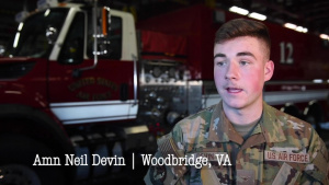 Whiteman AFB Home for the Holidays' recipients talk about their experience going home