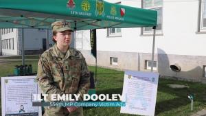 Vigilant Heroes 1st Lt. Emily Dooley