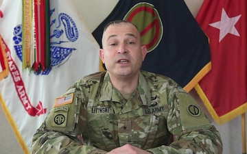 2021 85th USARSC Sexual Assault Awareness and Prevention Month video message