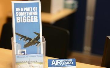 Missouri Air National Guard recruiting office opens in Kansas City