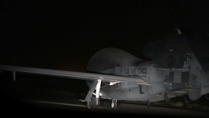 Night owl maintainers launch Global Hawks B-Roll