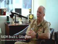 Navy Surgeon General talks COVID-19