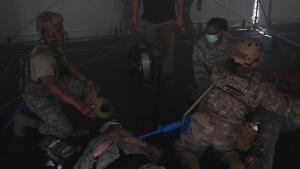 TCCC Combat Lifesaver Course B-Roll