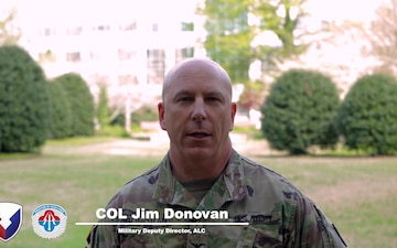 COL Donovan CCAD Birthday Shout Out
