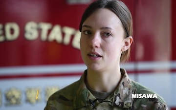Air Force Firefighter of the Year
