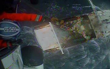 Coast Guard conducts medevac 113 miles southeast of Cape Cod