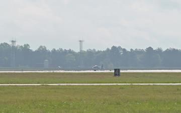 T-38 Talon and T-1 Jayhawk B-roll