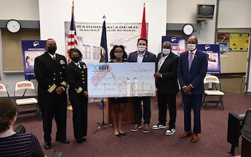 Serenity Williams earns Reserve Officer Training Corps Scholarship B-Roll