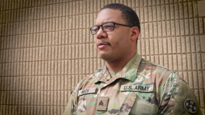 Why I Serve-Sgt. Wade