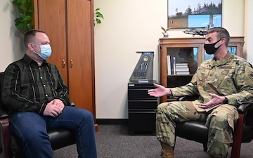 Colonel Edwards' Vaccine Conversation
