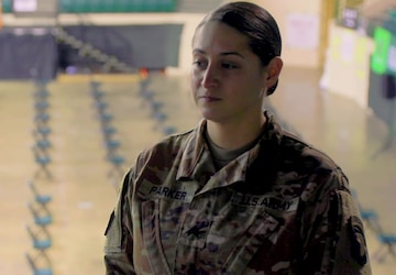 Strike Soldier shares how COVID has impacted her