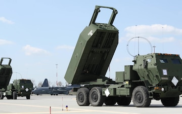 HIMARS are Ready to Roll