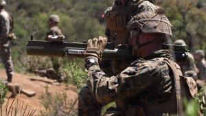 IMC Marines fire, maneuver through Week 11