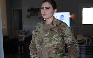 Military mom balances motherhood, Airman responsibilities