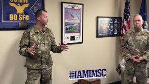 AFIMSC Senior Leader Air Force Assistance Fund Message