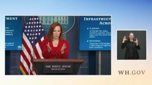 Press Briefing by Press Secretary Jen Psaki