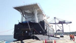 U.S. Marines participate in Dynamic Cape 21.1