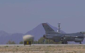WTI 2-21:Strike Force 1 Taxi & Takeoff