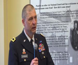 General Darrin Anderson Named NDNG Assistant Adjutant General Air