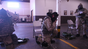 CBRN Keeps the Mission Going