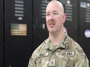 Why I Serve-Sgt. Isbell
