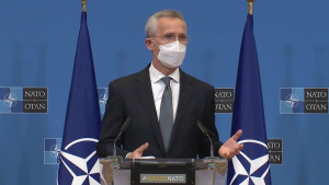 Secretary of Defense Speaks at NATO