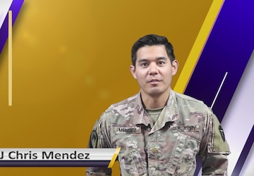 USAR Birthday shoutout - MAJ Chris Mendez