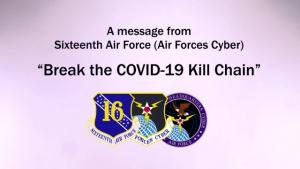 Break the COVID-19 Kill Chain