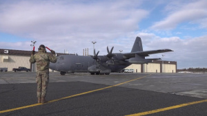 176TH Wing Alaska Air National Guard Demonstrates Arctic Capabilities