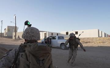 WTI Assault Support Training 3 B-Roll